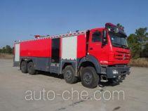 Zhenxiang MG5340GXFPM160 foam fire engine
