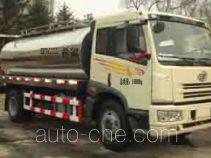 Xiwang MH5163GYS liquid food transport tank truck