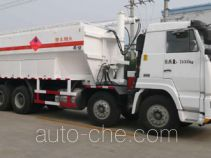 Xiwang MH5311TLH ammonium nitrate and fuel oil (ANFO) on-site mixing and loading truck