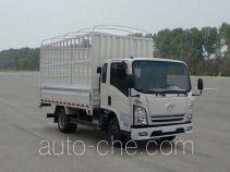 华凯牌MJC5040CCYKBLBP2R5型仓栅式运输车