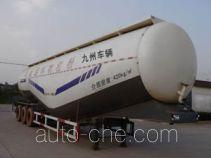 Tongguang Jiuzhou MJZ9400GFL low-density bulk powder transport trailer