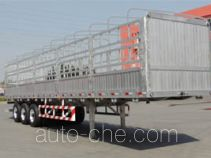 Aluminium stake trailer