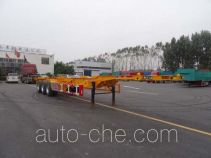 Mengshan MSC9402TJZG container transport trailer