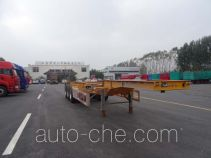 Mengshan container transport trailer