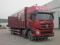 Mengsheng MSH5311CCY грузовик с решетчатым тент-каркасом