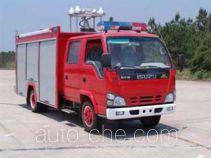 Guangtong (Haomiao) MX5050TXFJY86 пожарный аварийно-спасательный автомобиль