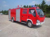 光通牌MX5070TXFGF10LJ型干粉消防车