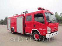 Guangtong (Haomiao) MX5101GXFPM30 foam fire engine