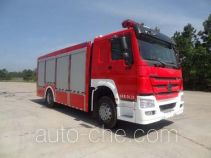 Guangtong (Haomiao) MX5140TXFGQ54 gas fire engine