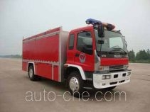Guangtong (Haomiao) MX5140TXFGQ78 gas fire engine