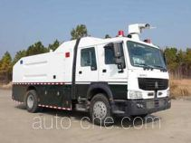 Guangtong (Haomiao) MX5160GFB anti-riot police water cannon truck