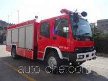 Guangtong (Haomiao) MX5160GXFPM60/QL foam fire engine