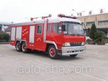 Guangtong (Haomiao) MX5160TXFPF40 foam powder combined fire engine