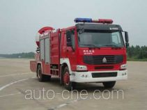 Guangtong (Haomiao) MX5160TXFPY60S smoke exhaust fire truck