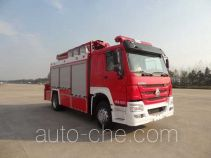 Guangtong (Haomiao) MX5170TXFZM68 lighting fire truck