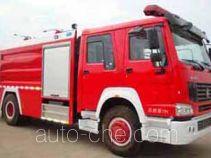 Guangtong (Haomiao) MX5190GXFAP70A пожарный автомобиль тушения пеной класса А