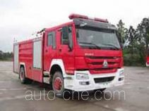 Guangtong (Haomiao) MX5190GXFPM80/HS foam fire engine