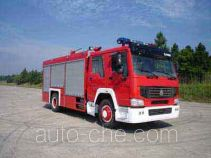 Guangtong (Haomiao) MX5190TXFGL60H dry water combined fire engine