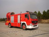 Guangtong (Haomiao) MX5190TXFPY60 smoke exhaust fire truck