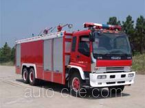光通牌MX5220TXFGF60W型干粉消防车