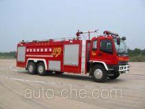 Guangtong (Haomiao) MX5240GXFPM120 foam fire engine