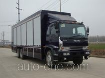 Guangtong (Haomiao) MX5250CBZ police supply truck