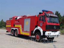 Guangtong (Haomiao) MX5250GXFPM50WP5 foam fire engine