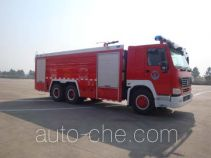 Guangtong (Haomiao) MX5320GXFPM170H foam fire engine
