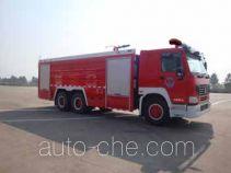Guangtong (Haomiao) MX5320GXFPM170H foam fire engine