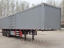 Hehai Mingzhu MZC9400XXY box body van trailer