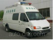 Mobile monitoring vehicle