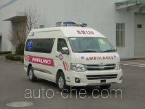 凯福莱牌NBC5030XJH01型救护车