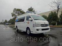 Kaifulai NBC5037XJH01 ambulance