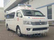 凯福莱牌NBC5037XJH20型救护车