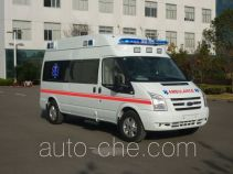 凯福莱牌NBC5040XJH4型救护车