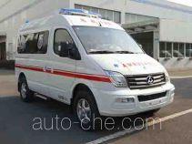 凯福莱牌NBC5042XJH03型救护车