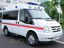 凯福莱牌NBC5043XJH04型救护车
