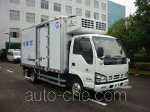 Kaifulai NBC5050XLC41 refrigerated truck