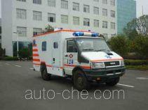 凯福莱牌NBC5054XJH01型救护车