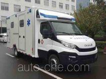 凯福莱牌NBC5064XJH20型救护车