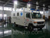 凯福莱牌NBC5075XJH01型救护车
