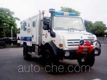 凯福莱牌NBC5085XJH02型救护车