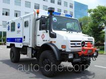 凯福莱牌NBC5095XJH01型救护车