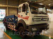 Jialingjiang NC5163ZBG tank transport truck