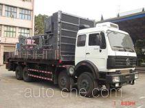 Jialingjiang NC5310TYJ compressor truck