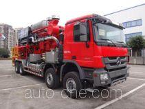 Jialingjiang NC5410TYL fracturing truck