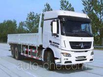 Beiben North Benz ND12500B34J7 cargo truck