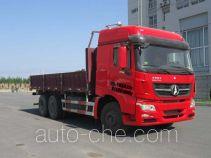 Beiben North Benz ND12504B41J7 cargo truck