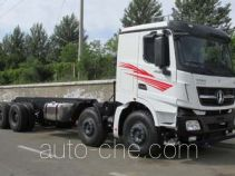 Beiben North Benz ND1310DD5J7Z02 truck chassis