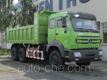 Beiben North Benz ND3250BD5J6Z02 dump truck